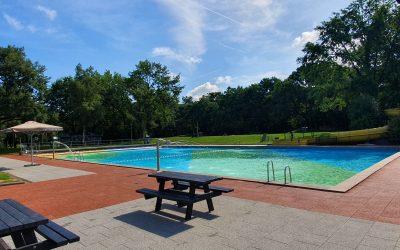 Vanaf 1 april buiten zwemmen bij De Warande!
