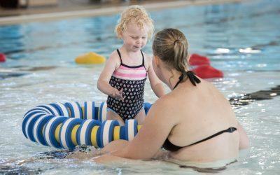 Extra: familiezwemmen op woensdag- en vrijdagmiddag