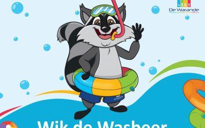 De Warande heeft een mascotte, Wik!
